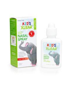 Kid's Xlear Nasal Spray 0.75 Fl Oz