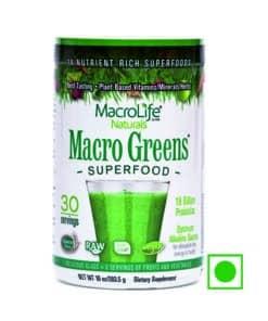 MacroLife Naturals Macro Greens Superfood 10oz (283.5g)