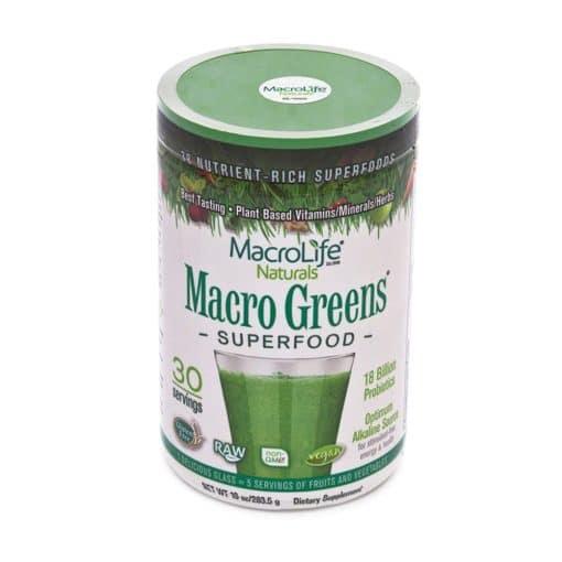 macro greens superfood