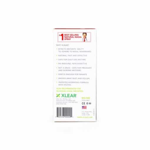 Xlear Nasal Spray 1.5 Fl Oz