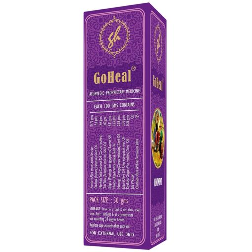 GoHeal Antiseptic Skin Ointment