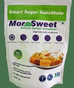 MorSweet Best sugar alternative 1kg Bag