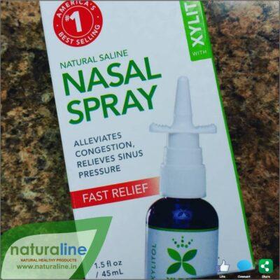 Xylitol Nasal Spray